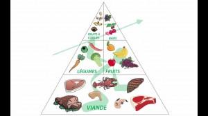 pyramide alimentaire paléo